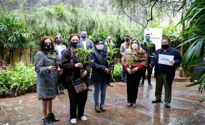 """HOY / La SNC se suma al proyecto """"Cultura Verde, Cultura del Poha Ñana"""""""