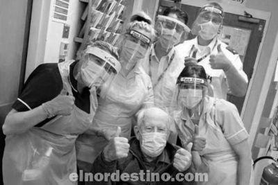 Exitosa prueba de un tratamiento para el Covid19 que recuperó al noventa por ciento de los pacientes en Argentina