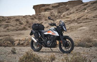 AMS S.A lanzó la nueva KTM 390 Adventure