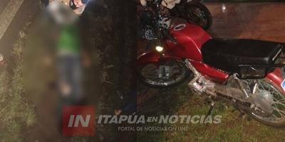 FATAL ACCIDENTE SOBRE GRANEROS DEL SUR EN CARMEN DEL PARANÁ