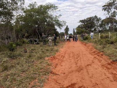 Tras hallazgo de cuerpos, FTC presume de enfrentamiento entre narcos y el EPP en Amambay