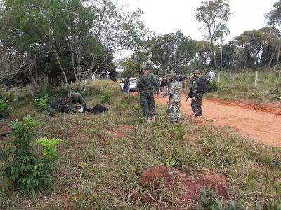 Identificados ambos cuerpos hallados en Amambay