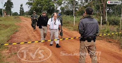 Fiscal presume que los cuerpos sin vida hallados son resultado de un enfrentamiento