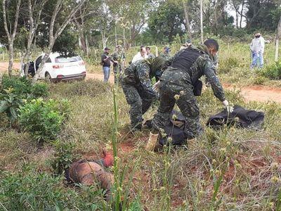 Presuntos miembros del EPP habrían sido asesinados en enfrentamiento con narcos