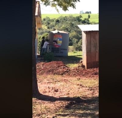 Obras fantasmas de la gobernación de Alto Paraná también en Itakyry