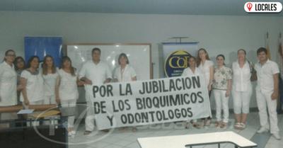 Ejecutivo reglamentó Régimen de Jubilaciones para odontólogos y bioquímicos