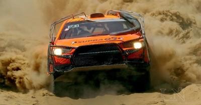 """""""Donde todos frenan, yo acelero"""": GEN estrenará documental original sobre el Transchaco Rally"""