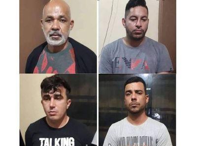 Intentaron sobornar a militares y  fueron detenidos