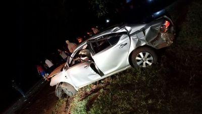 Futbolista muere en accidente de auto en Juan León Mallorquín