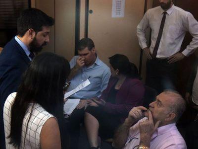Denuncian ante el JEM a los fiscales del caso Ramón González Daher