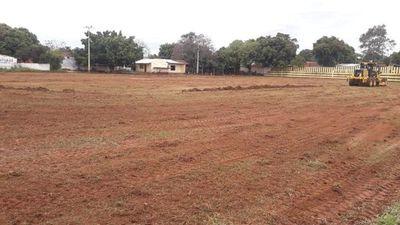 Mejoras en Barrio Guaraní
