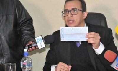 Queda claro por qué sacaron del  JEM a Romero Roa: Salvaron al juez zacariista Marino Méndez