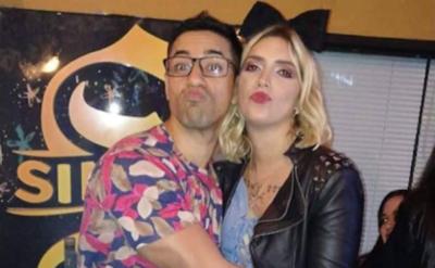 """HOY / Carmiña Masi fue testigo del romance extramarital de exmodelo y 'El Rasta': """"Vi escenas de celos"""""""