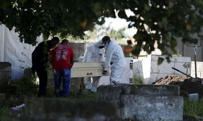 Brasil alcanza 39.797 muertes por coronavirus, según consorcio de prensa