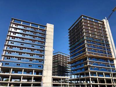 Cambio radical en zona del puerto con nuevos edificios del Gobierno
