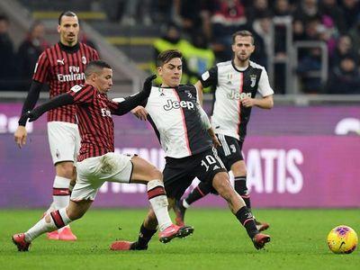 Partidazos marcan el regreso del fútbol en Italia