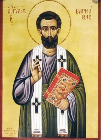 San Bernabé apóstol