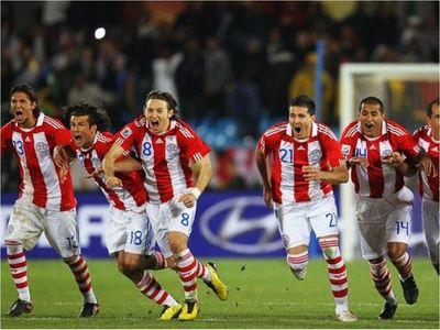 Diez años del Mundial de Sudáfrica, el mejor en la historia de Paraguay