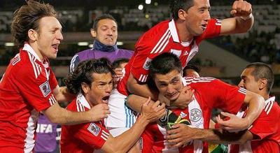Se cumplen diez años del Mundial de Sudáfrica, el mejor de la historia de Paraguay – Prensa 5