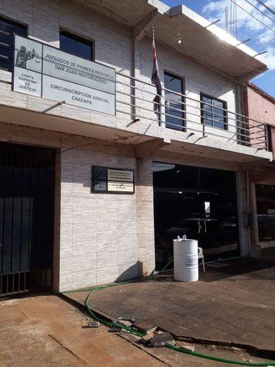 Presencia de abogado de Paraguarí en el Juzgado de SJN causó temor