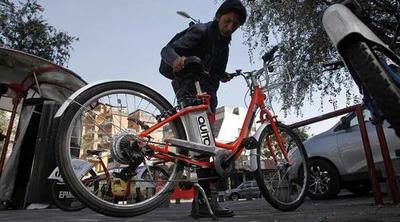 Quito apuesta a las ciclovías emergentes