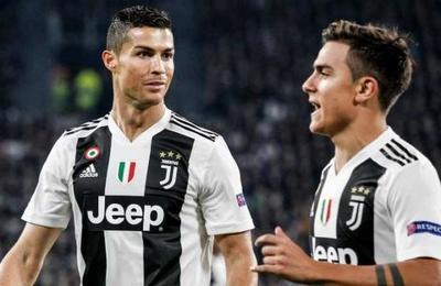 DT de la Juventus: 'Dybala es un crack, pero es difícil hacerlo jugar con Ronaldo'