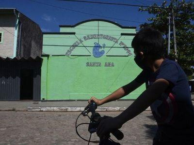 Más de 1.400 alumnos trasladados  de colegio a causa de la  pandemia