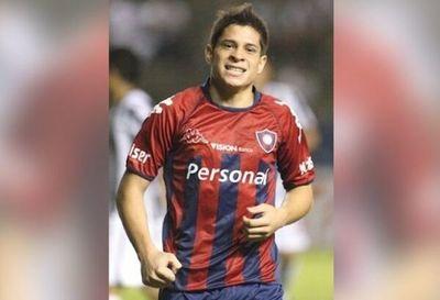 """""""Mi intención es poder volver a Cerro, ponerme la 10 y ser capitán"""""""