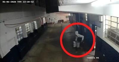 Reducto: entraron a robar en el colegio Mariscal Estigarribia