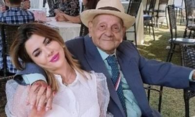 El abuelito de Marly es uno de los últimos ex combatientes de la Guerra del Chaco