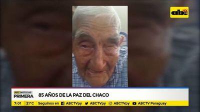 85 años de la Paz del Chaco