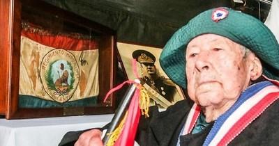 Solo quedan 60 héroes veteranos de la Guerra del Chaco