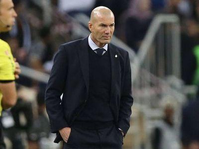 Zidane dirigirá ante el Eibar su partido 200 al frente del Real Madrid