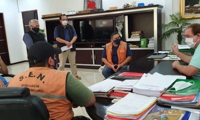 Gobernación y SEN coordinan tareas para entrega y distribución de kits de alimentos – Diario TNPRESS