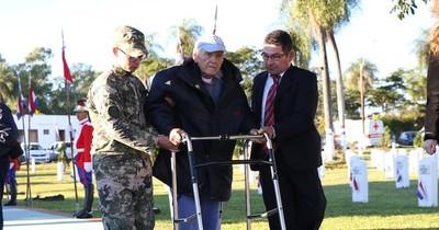 Ya pocos veteranos figuran en los registros