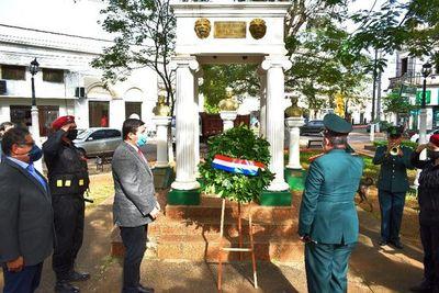 Rinden tributo  a los valientes  excombatientes guaireños