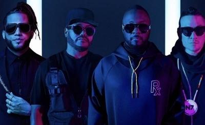 """HOY / Black Eyed Peas y el dominicano El Alfa estrenan el sencillo """"No Mañana"""""""