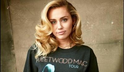 HOY / Miley Cyrus se dirige a los presidentes de España e Italia por el coronavirus