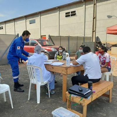 Alto Paraná suma 223 casos de COVID-19, de los cuales 53 son activos