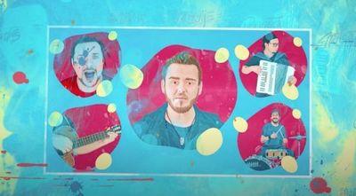 Tierra Adentro sigue innovando: La ilustración es protagonista en su nuevo videoclip