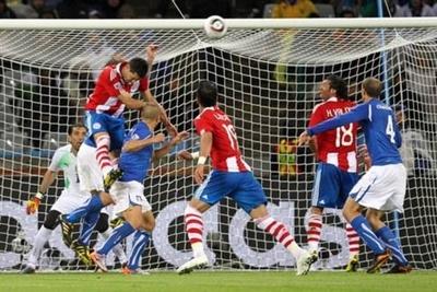 HOY / Así arrancaba el mejor Mundial de la selección paraguaya