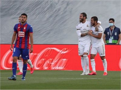 Real Madrid no falla y le sigue el paso al Barcelona