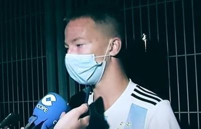 Sacarse una foto con Messi es su sueño, dice hincha que invadió cancha