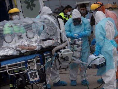 Chile roza 7.000 casos diarios y anuncia próximo ajuste en conteo de muertos