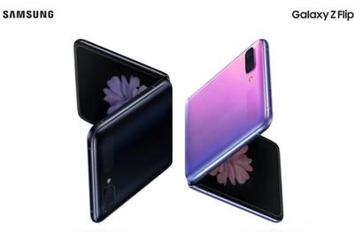 Galaxy Z Flip el primer smartphone plegable de Paraguay