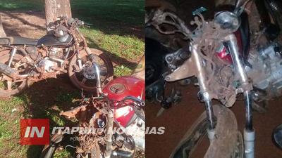 MENOR FALLECE TRAS VIOLENTO CHOQUE ENTRE MOTOCICLETAS EN MAYOR OTAÑO .