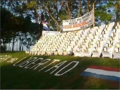 Se cumplen 8 años de la lucha por la tierra que culminó en masacre