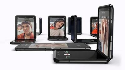 El futuro cambia de forma: Galaxy Z Flip, el primer smartphone plegable de Paraguay