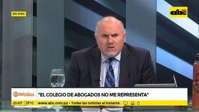 En Detalles: Críticas y denuncias contra diputado Rivas