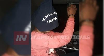 PELIGROSO CRIMINAL HABRÍA SIDO DETENIDO EN ITAPÚA POTY.
